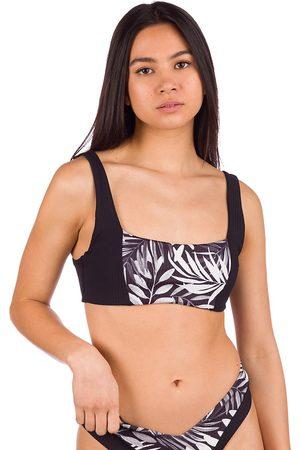 Hurley Damen Bikinis - Party Palm Rib Bralette Bikini Top