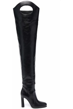 Burberry Damen Stiefeletten - 110mm above-knee boots