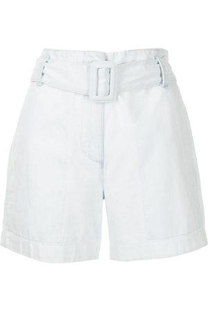 PROENZA SCHOULER WHITE LABEL Damen Shorts - Shorts mit hohem Bund