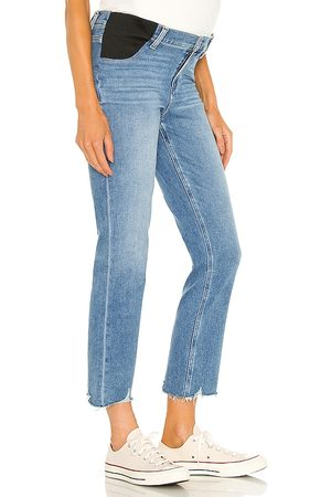 Paige Cindy Maternity Jean With Elastic Waistband in . Size 25, 26, 27, 28, 29, 30.