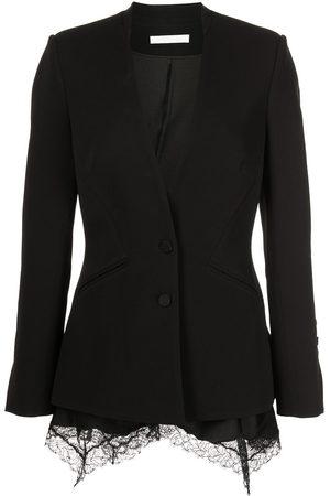 JONATHAN SIMKHAI Tailored crepe jacket