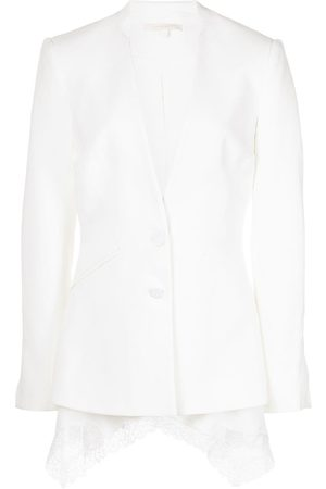 JONATHAN SIMKHAI Damen Blazer & Sakkos - Tailored crepe jacket