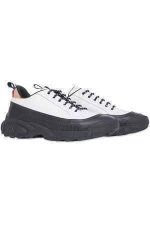 Burberry Zweifarbige Sneakers
