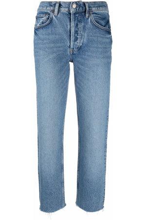 Boyish Jeans Damen Slim - Mid-rise slim-leg jeans