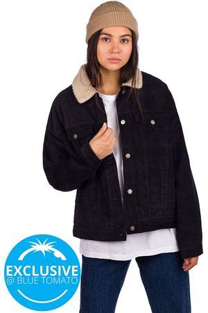 Roxy Damen Jeansjacken - Good Fortune Sherpa Jacket