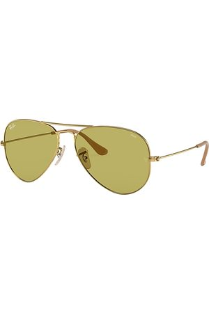 Ray-Ban Aviator Washed Evolve , Grün Lenses - RB3025
