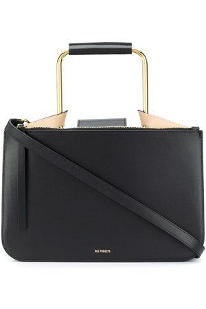 REE PROJECTS Damen Handtaschen - Shopper mit eckigem Henkel
