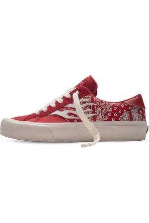 "Straye Sneakers ""logan Red Bandana"""