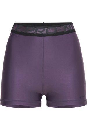 """NIKE Damen Shorts - Hochtaillierte Shorts """"pro 3"""""""