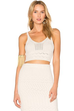 House of Harlow 1960 X REVOLVE Quinn Top in . Size S, XS, M.