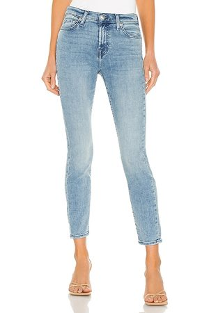 7 For All Mankind Knöchellange Skinny-Jeans in . Size 24, 28, 29, 30, 31, 25, 26, 27, 32.