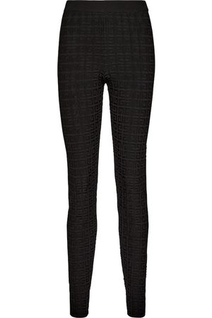 Givenchy Mid-Rise Leggings aus Jersey