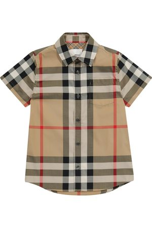 Burberry Hemd Vintage Check aus Baumwolle