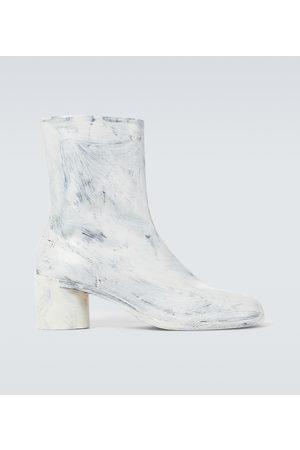 Maison Margiela Ankle Boots Tabi aus Leder