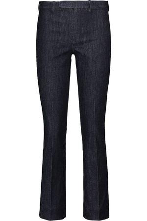 Max Mara Mid-Rise Slim Jeans Denimp