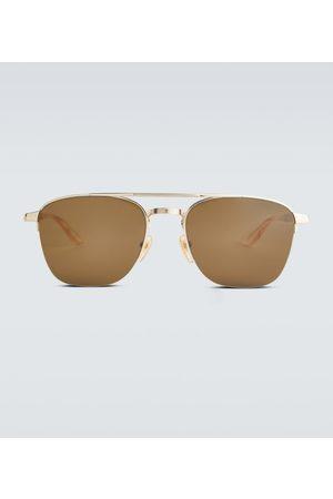 Gucci Sonnenbrille aus Metall