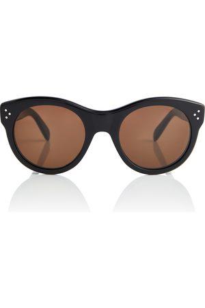 Celine Eyewear Runde Sonnenbrille