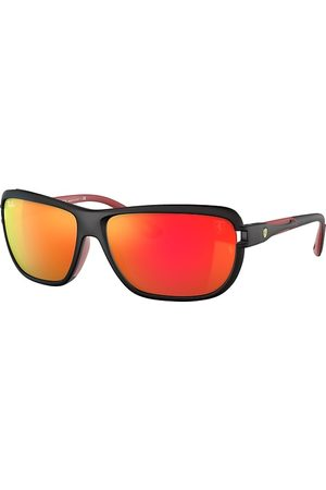 Ray-Ban Rb4365m Scuderia Ferrari Collection , Rot Lenses - RB4365M