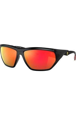Ray-Ban Rb8359m Scuderia Ferrari Collection , Rot Lenses - RB8359M