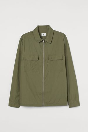 H&M Hemdjacke Relaxed Fit