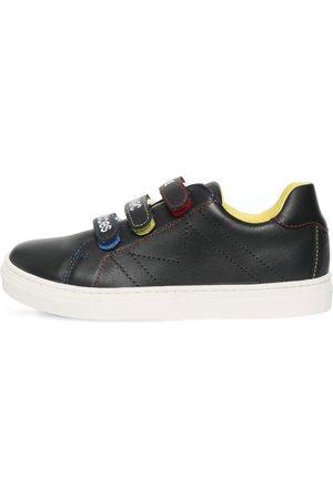 MARC JACOBS (THE) Ledersneakers Mit Logoriemen