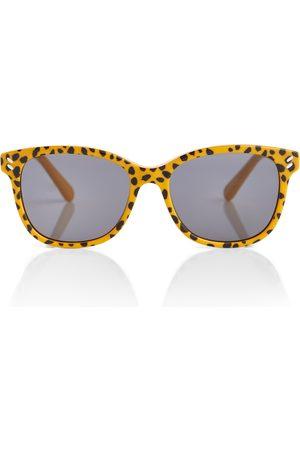 Stella McCartney Bedruckte Sonnenbrille