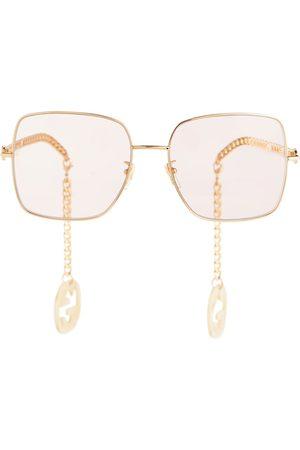 Gucci Eckige Sonnenbrille