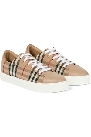 Burberry Sneakers Vintage Check