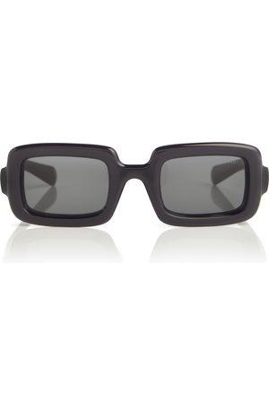 Miu Miu Rechteckige Sonnenbrille