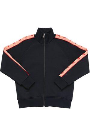 Marni Sweatshirt Aus Baumwolle Und Nylon Mit Logo