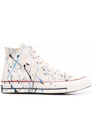 Converse Chuck Taylor High-Top-Sneakers - Nude