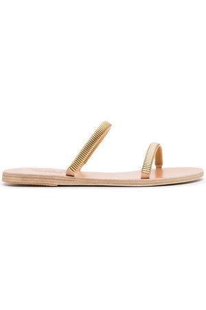 Ancient Greek Sandals Damen Sandalen - Flache Saita Sandalen mit Kettendetail