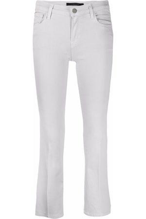 J Brand Schmale Ruby Croppd-Jeans