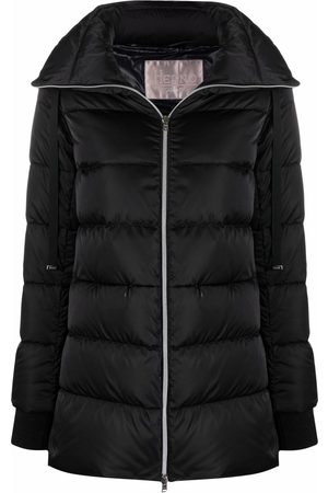 HERNO Zip-front padded jacket