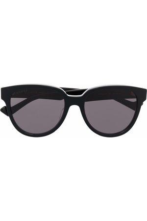 Gucci Cat-Eye-Sonnenbrille mit GG