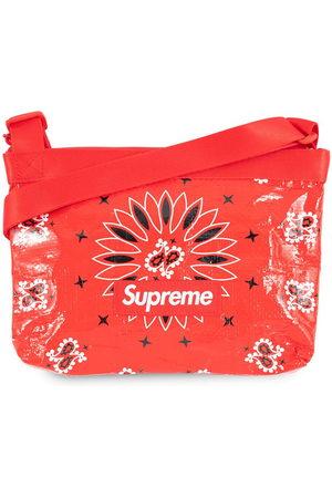 Supreme Bandana messenger bag