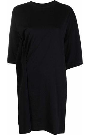 MM6 MAISON MARGIELA Gathered short-sleeved tunic