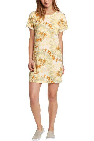 Eddie Bauer Damen Freizeitkleider - Myriad T-Shirt Kleid Damen Gr. XS