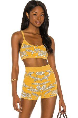 House of Harlow Damen Shirts - X Sofia Richie Prue Knit Top in . Size XL.