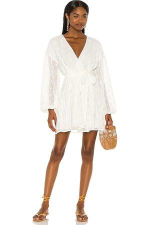 Minkpink Jessika Drop Waist Mini Dress in . Size S, XS, M.