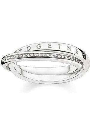 Thomas Sabo Ringe - Ring - Glam and Soul - Together - D_TR0018-725-14