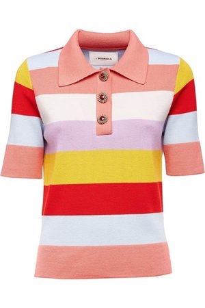 La DoubleJ Damen Poloshirts - Hemd Polo