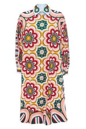 La Doublej Damen Freizeitkleider - Hemdkleid Big