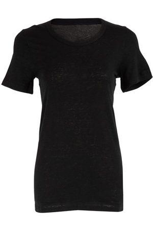Isabel Marant Damen Shirts - Leinen-T-Shirt Kiliann