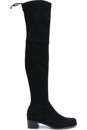 Stuart Weitzman Damen Overknee Stiefel - Overknee-Stiefel