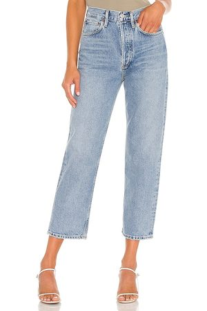 AGOLDE 90s Crop in . Size 24, 25, 26, 27, 28, 29, 30, 31, 32.