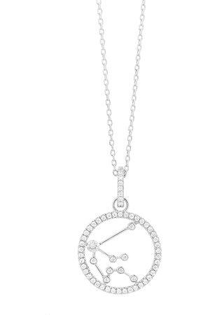 ELLA Juwelen Halsketten - Halskette - Sternzeichen Wassermann - P0140S10WG