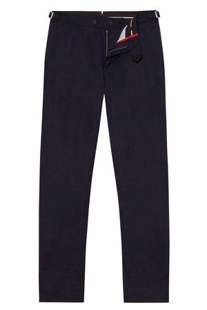 Orlebar Brown Herren Hosen & Jeans - Hose Griffon Linen Jetty mit körperbetontem Schnitt aus Jetty Leinen