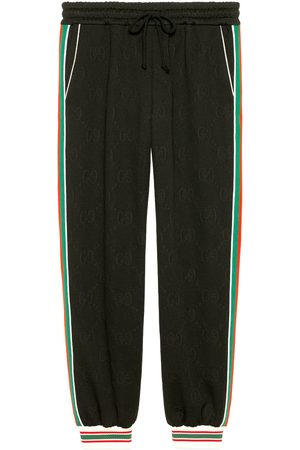 Gucci Herren Jogginghosen - Jogginghose aus GG Jerseyjacquard