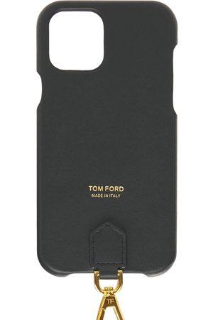 Tom Ford Herren Handy - I Phone 11 Pro-cover Mit Riemen
